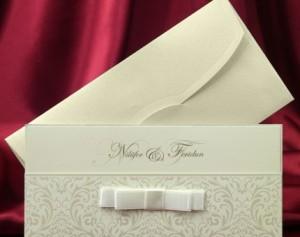 invitatie de nunta model 3628